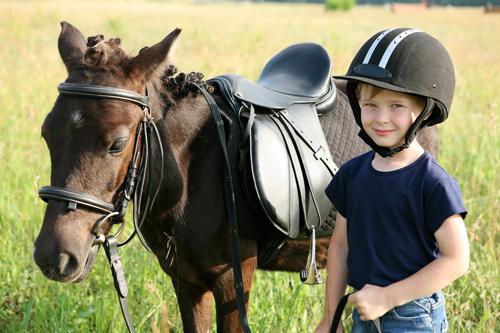 Les stages d'équitation au centre équestre d'Aurin